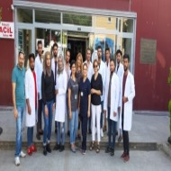 Nursing students from Al-Bayan University in Iraq came to our faculty!